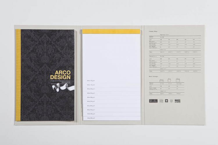 Arco Design Fedrigoni.Arcodesign And X Per Fedrigoni Papers