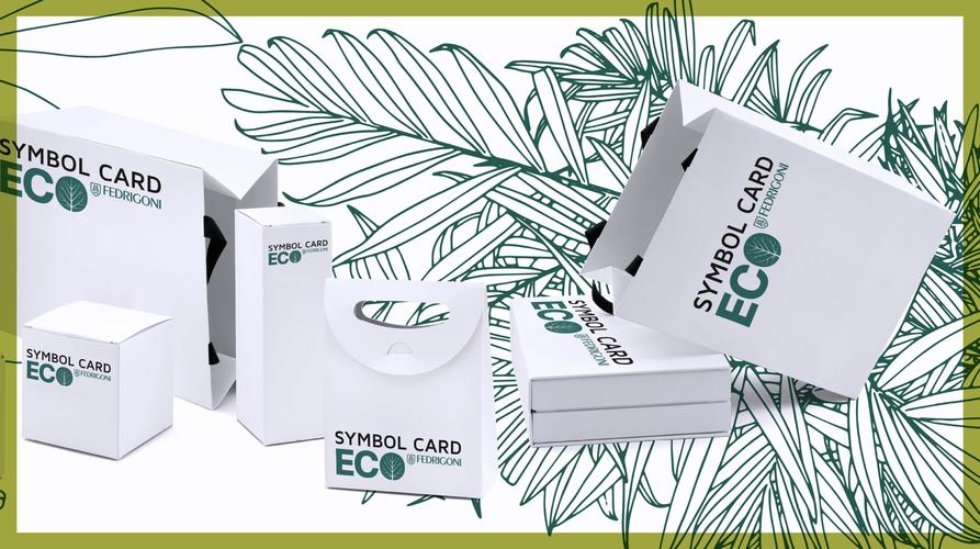 Symbol Card ECO packaging